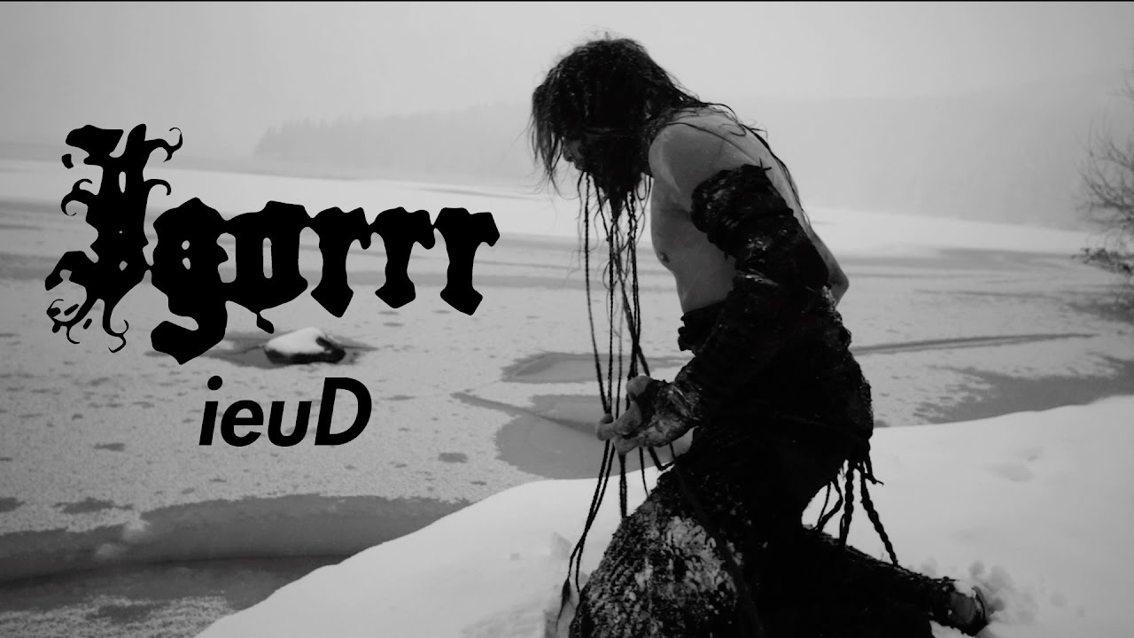 Igorrr Ieud Official Video Youtube