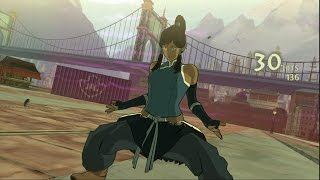 Check Out the First Gameplay from Platinum Games' The Legend of Korra - Comic Con 2014