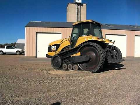 Cat Challenger 55 Tractor