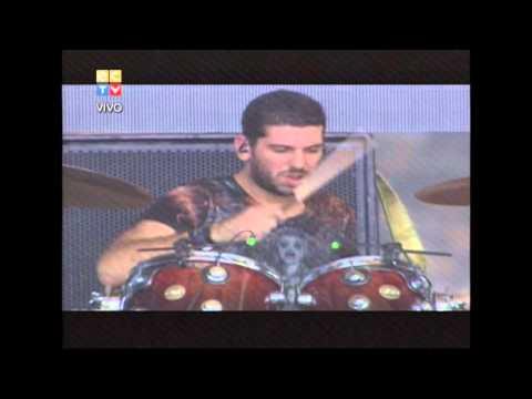 BLACK SUN - La Pinta La Niña La Santa Maria y Metal Madness (En vivo- Live - Quitofest 2012)