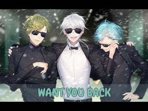 Nightcore ¬ Want You Back {Deep Version} [5sos]