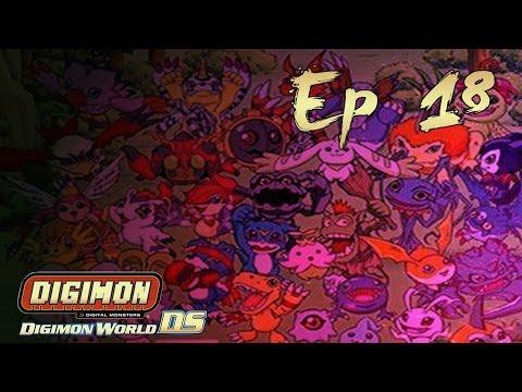 Digimon World DS Ep 18   ¡El pasado de Pagumon!