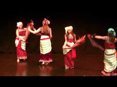 """Kabyle"" Danza Berebere"