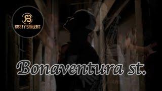RUSTY BOILERS - Bonaventura st.