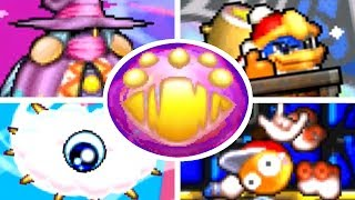 Kirby: Canvas Curse - All Bosses (No Damage) + Ending