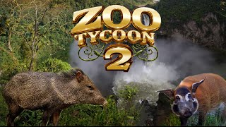 Zoo Tycoon 2: Peccary & Red River Hog Exhibit Tutorial