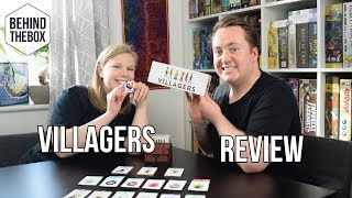 Villagers + Expansion Board Game Review - Behind the Box