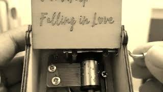 Shopee Music Box - Can't Help Falling in Love