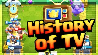 YOU Can Get Featured! The Strange History of TV Royale (Clash Royale)