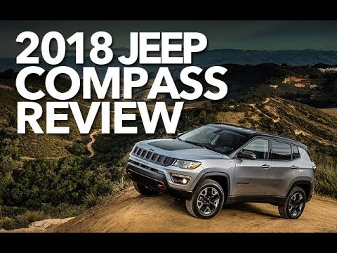 Best Off Road Vehicle?: 2018 Jeep Compass Review and Test Drive
