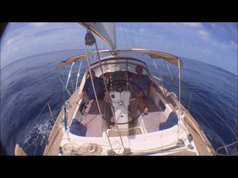 Sailing Adriatic and West Africa 2016
