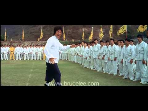 Bruce Lee 'Enter The Dragon' Boards Don't Hit Back