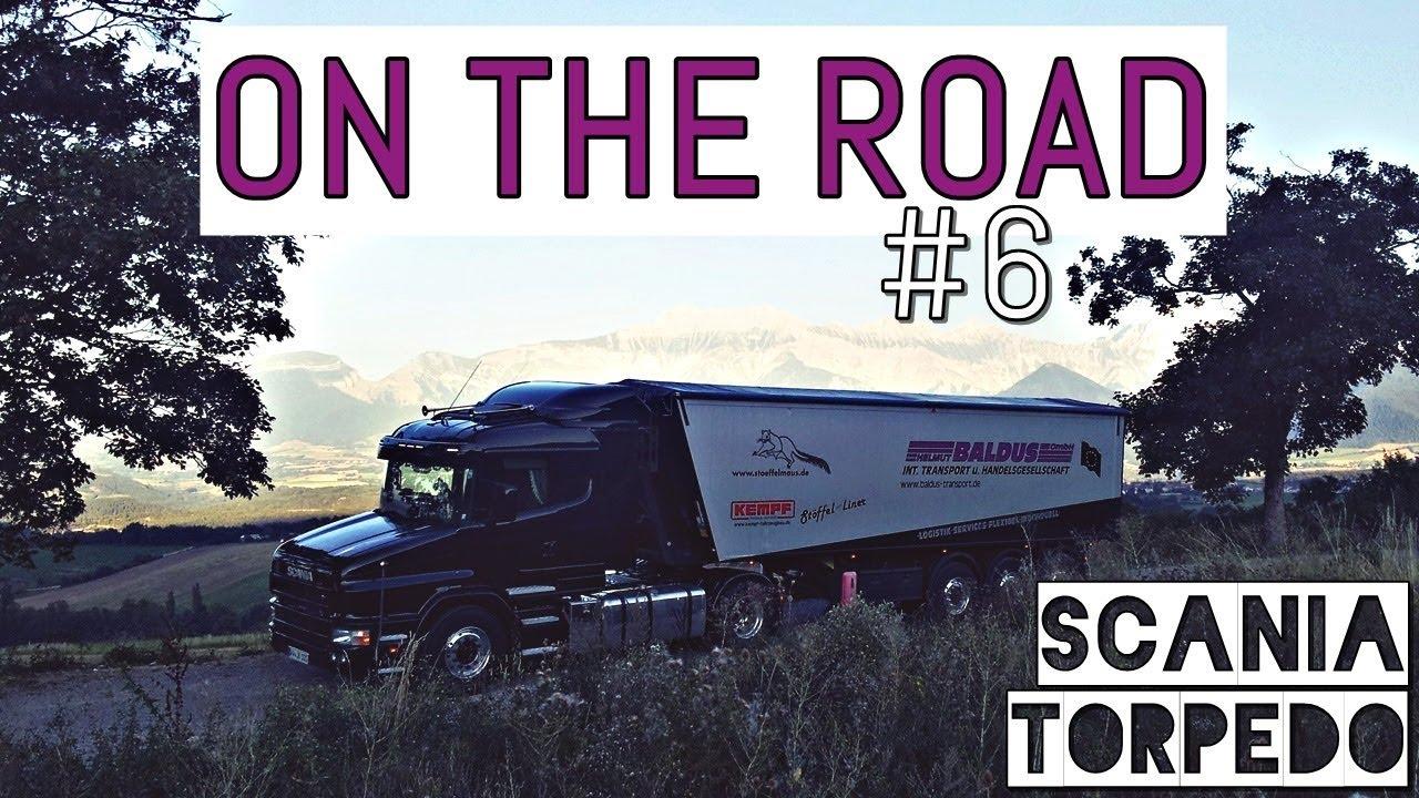 Scania Torpedo | On the Road | Teil 2 | Helmut Baldus GmbH - YouTube