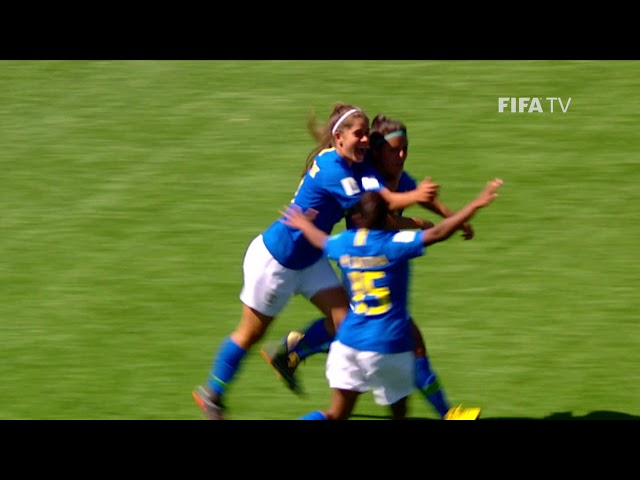 GOAL OF THE TOURNAMENT - NOMINEE - MARIA EDUARDA (Brazil)