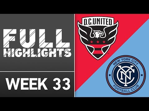 HIGHLIGHTS | D.C. United vs. New York City FC