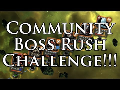 community boss rush challenge live stream marvel contest of champions youtube. Black Bedroom Furniture Sets. Home Design Ideas