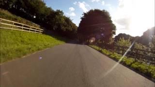 Olivers Mount Scarborough Hill Climb 42.28 seconds Suzuki TL1000S