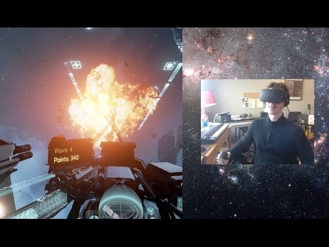 Kotaku Plays EVE: Valkyrie in Oculus Rift VR