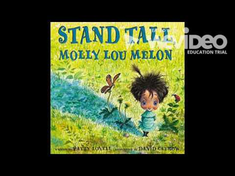 Stand Tally Molly Loud Melon