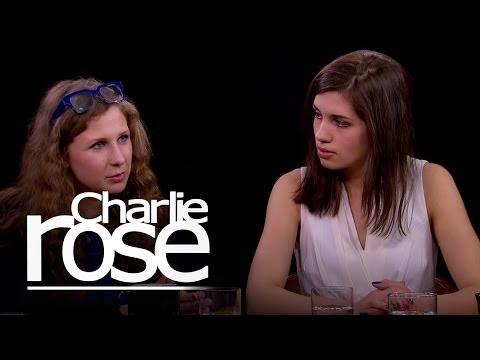 Pussy Riot on Charlie Rose   Charlie Rose