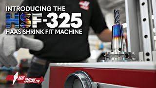 HSF-325 First Look - Haas Automation, Inc.