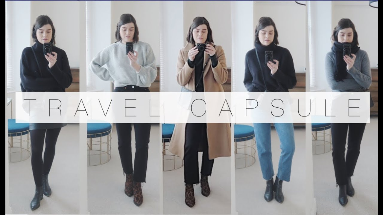 10 Items, 10 Outfits | Amsterdam Edition & Packing Tips | The Anna Edit 7