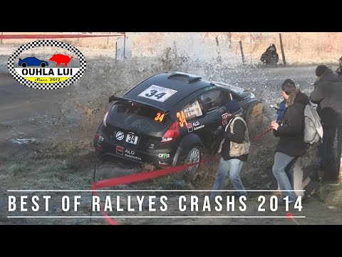 Best of rally crash 2014 by Ouhla lui