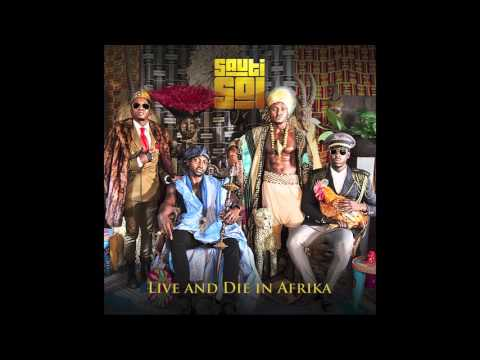 Sauti Sol - (Live and Die in Afrika) Instrumental
