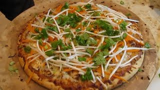 Sunday Chat: Thai Chicken Pizza