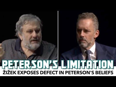 Zizek Exposes Defect In Jordan Peterson\'s Beliefs