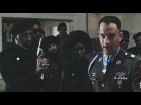 The Black Power Movement and The Black Panthers