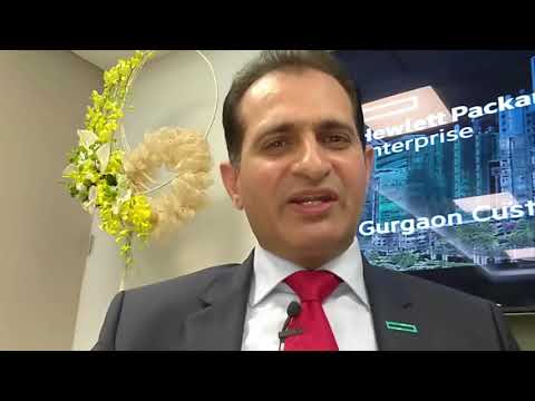 Som Satsangi, Managing Director, Enterprise Group, Hewlett Packard Enterprise