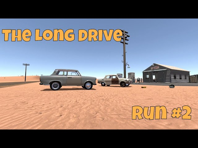 Another Run - The Long Drive