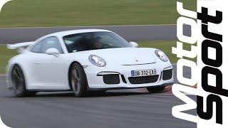 Lap Time : Porsche 991 GT3 (Motorsport)