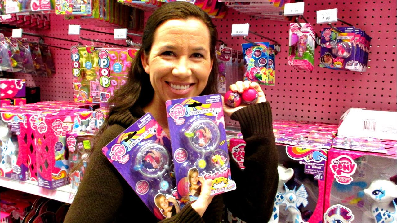 toy hunting monster high my little pony journey girls youtube