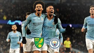 Norwich vs Manchester City Match Review 2019