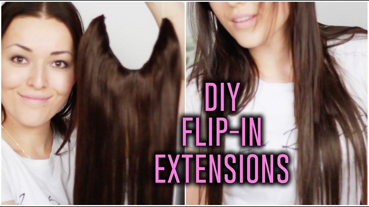Flip in extensions krullen