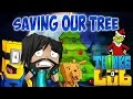 Minecraft Mods : Think's Lab - Saving The Christmas Tree! [Minecraft Roleplay]