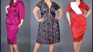 Вечерние платья на 50-летний юбилей