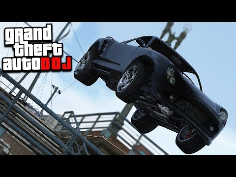 GTA 5 Roleplay - DOJ 21 - The Great Escape