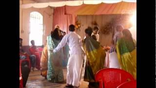 Dancing at the Badagas Tribe wedding celebration.wmv