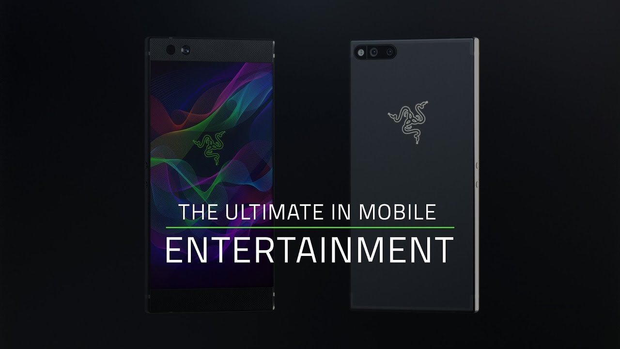 Razer Phone | The Ultimate in Mobile Entertainment