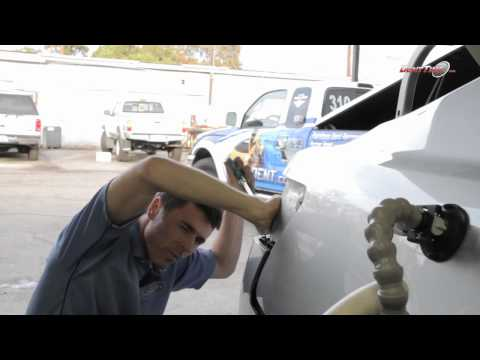 PDR Episodes 1  Crease Dent Repair w SOS Dent  Paintless Dent Removal
