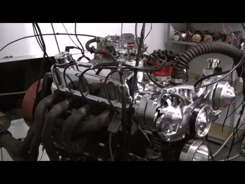 347 400HP Ford Stroker Crate Engine Package - YouTube
