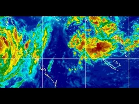Ex Tropical Cyclone Yasi  - 4th FEB 2011