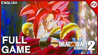 Dragon Ball Xenoverse 2 FULL Walkthrough Gameplay No Commentary FULL GAME English 1080p 60fps