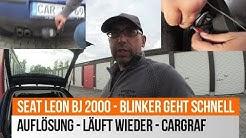BLINKER geht wieder - Danke für die Hilfe - Teil 02