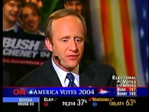 2004 Presidential Election Bush vs. Kerry November 2, 2004 Part 18