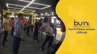 Awesome Fun N Fitness session at Knack BPO Pvt. Ltd.-Official. you ...
