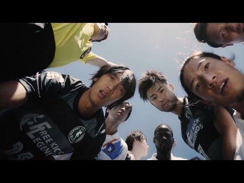 中村俊輔選手が登場、KREVAがラップ・作詞・作曲を担当した1日限定CM Indeed「サッカー好きだけでつくるCM」
